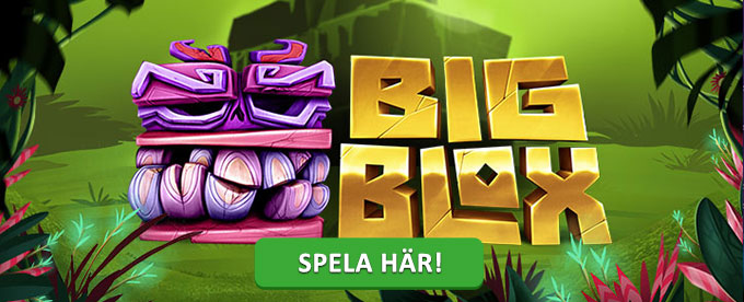 Vår recension av spelautomaten Big Blox